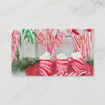 Peppermint Lover Business Card