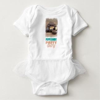 Peppermint Patty Day - Appreciation Day Baby Bodysuit