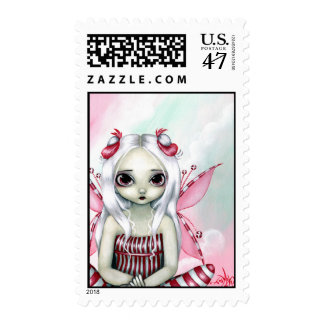 """""""Peppermint Pretty"""" Stamp"""