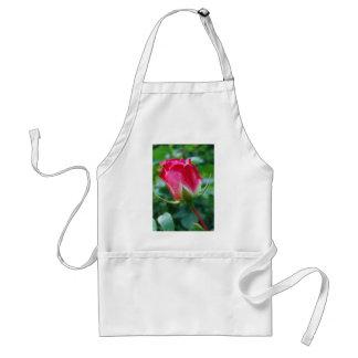 Peppermint Rose Apron