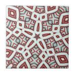Peppermint Stick Star Dec 2012 Tiles