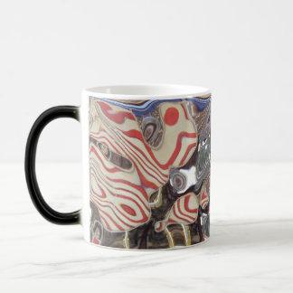 Peppermint Stripes Magic Mug