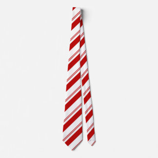 Peppermint Stripes Neck Tie
