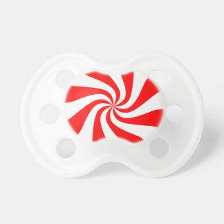 Peppermint Swirl Pacifier