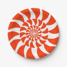 sc 1 st  Zazzle & Peppermint Plates | Zazzle