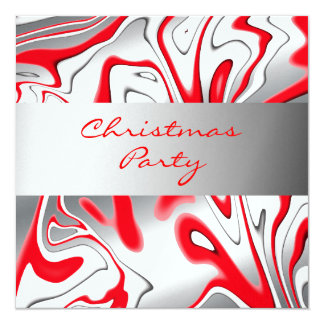 Peppermint Swirl Silver-Customizable Color Card