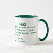 Peppermint Tea mug