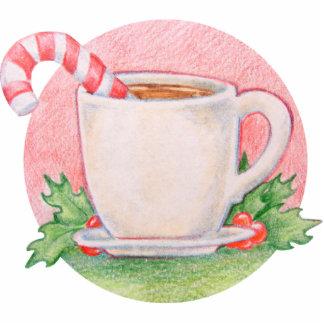Peppermint Tea Ornament