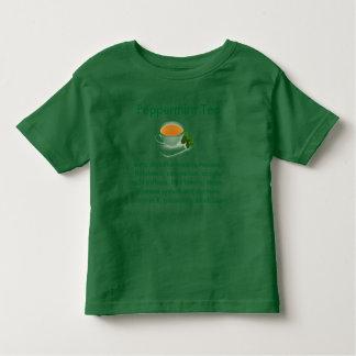 Peppermint Tea toddler shirt