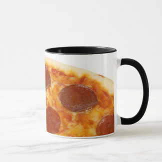Pepperoni and Cheese Pizza Mug