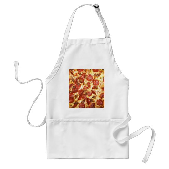 Pepperoni and Sausage Pizza Lover Adult Apron