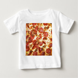 Pepperoni and Sausage Pizza Lover Baby T-Shirt