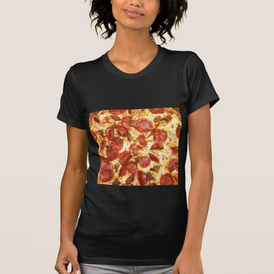 Pepperoni and Sausage Pizza Lover T-Shirt