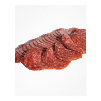 Pepperoni Letterhead