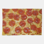 Pepperoni Perfection Kitchen Towel