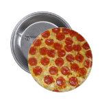 Pepperoni Perfection Pinback Button