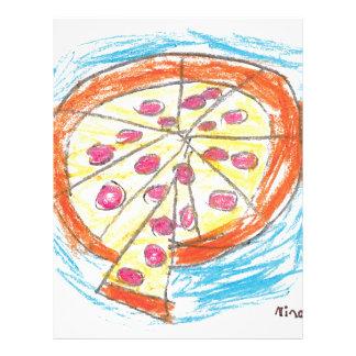Pepperoni_Pizza_by_Nina_Age_6 Letterhead