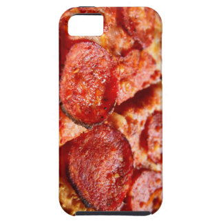 Pepperoni pizza iPhone 5 covers