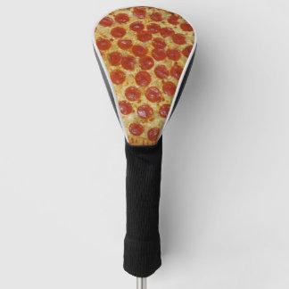 Pepperoni Pizza Golf Head Cover