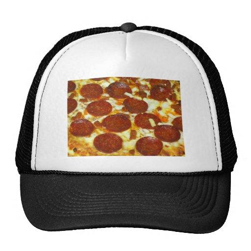 Pepperoni Pizza Trucker Hat