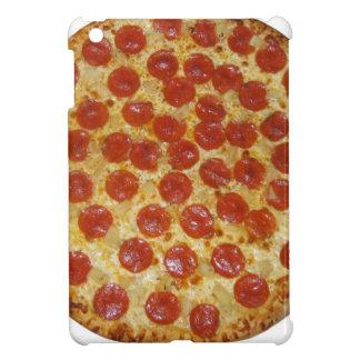 Pepperoni pizza iPad mini cover