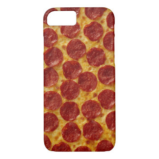 Pepperoni Pizza iPhone 7 Case