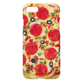 Pepperoni Pizza iPhone 8/7 Case