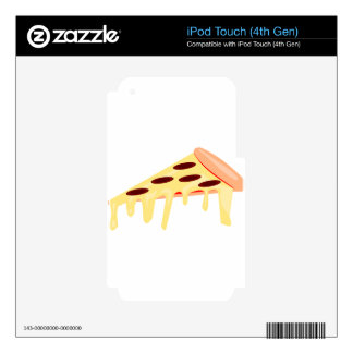 Pepperoni Pizza iPod Touch 4G Skin