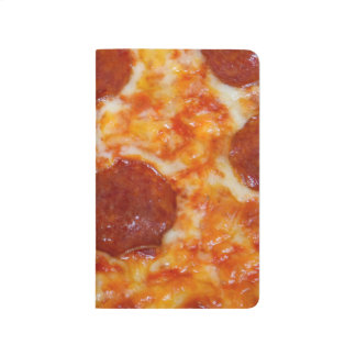 Pepperoni Pizza Journal