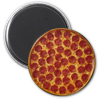 PEPPERONI PIZZA MAGNET