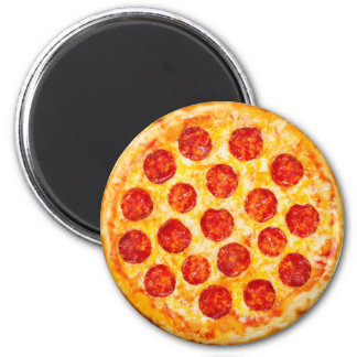 pepperoni pizza magnet for that pizza lovers