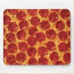 Pepperoni Pizza Mouse Pad