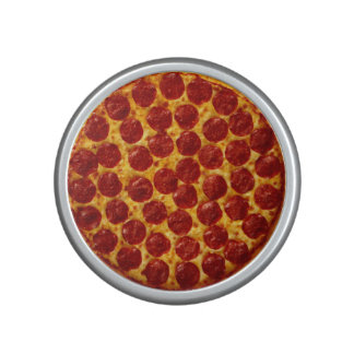 Pepperoni Pizza Speaker