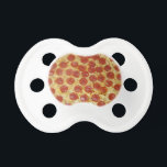 "Pepperoni pizza pacifier<br><div class=""desc"">PIZZA! PEPPERONI PIZZA steamy</div>"