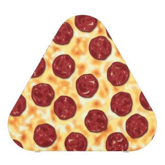 Pepperoni Pizza Pattern Bluetooth Speaker