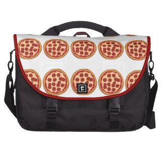 Pepperoni Pizza Pie Laptop Bags