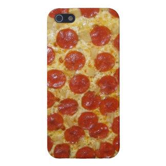 Pepperoni Pizza Sauce tomato Italian  food funny c iPhone 5 Covers