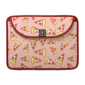 Pepperoni Pizza Slice Drawing Pattern Macbook Case Sleeves For MacBook Pro
