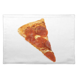 Pepperoni Pizza Slice Placemats