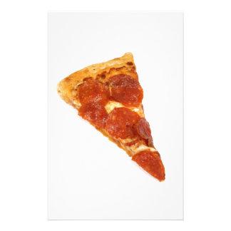 Pepperoni Pizza Slice Stationery