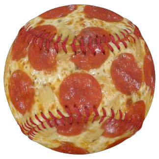 Pepperoni Pizza Softball
