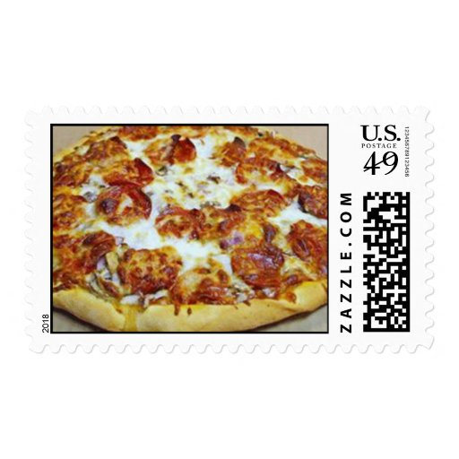pepperoni-pizza stamp