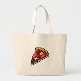 Pepperoni Pizza w/ Mushrooms, Peppers, and Olives Bags