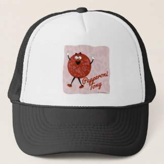 Pepperoni Tony Trucker Hat