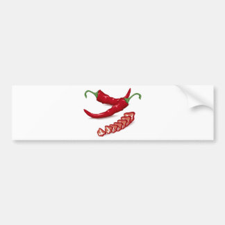 Peppers Bumper Sticker