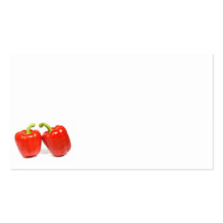 peppers business card