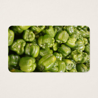 Peppers galore business card