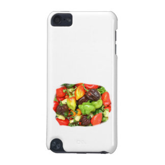 Peppers, hot and spicy photograph iPod touch 5G case