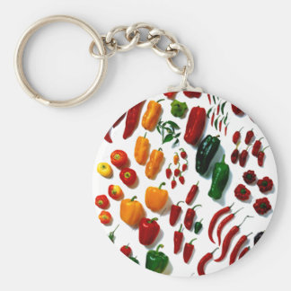Peppers Keychain