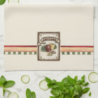 Peppers - Kitchen Towel